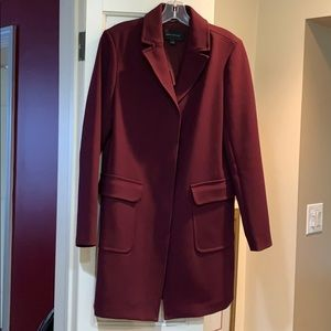 Ann Taylor trench coat.
